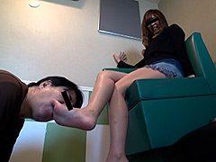 働く女性専用足裏口中洗浄機6