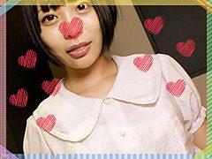 【S級美少女完全保証】黒髮ショートの素人現役女子大生