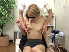 熟練整体師の手技に感じてしまう女性客たち
