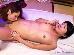 母と娘のレズビアン 翔田千里 水谷あおい