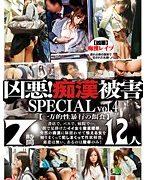 凶悪!痴漢被害 SPECIAL vol.4